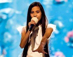 """Melani García (Eurovisión Junior 2019): """"Fue increíble el ensayo, estaba pisando el escenario de mis sueños"""""""