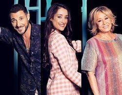 Antonio David, Adara y Mila Ximénez, concursantes nominados en 'GH VIP 7'