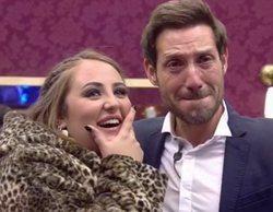 """El conmovedor reencuentro entre Rocío Flores y Antonio David en 'GH VIP 7': """"No quiero verte llorar"""""""