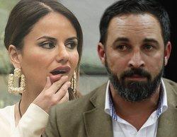 Mónica Hoyos desmiente los rumores sobre su relación con Santiago Abascal