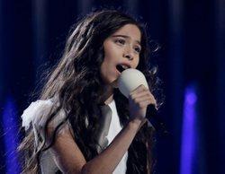 """España queda tercera en Eurovisión Junior 2019 con Melani y """"Marte"""": """"Estoy más que contenta"""""""