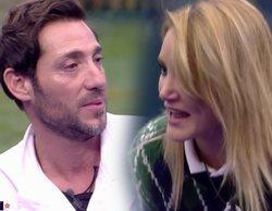"""El golpe bajo de Alba Carrillo a Antonio David en 'GH VIP 7': """"Yo no tengo ninguna denuncia por agresivo"""""""