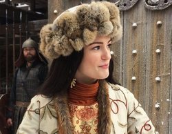 'Vikings': Alicia Agneson (Freydis) se transforma para dar vida a un nuevo personaje en la última temporada