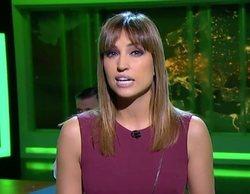 """El aplaudido alegato de Sandra Sabatés contra VOX: """"Quien niega la violencia machista, la está perpetuando"""""""