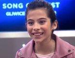 """Melani, tras su éxito en el Junior, no descarta participar en Eurovisión: """"Yo encantada"""""""