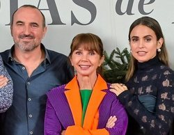 """Pau Freixas: """"Las actrices de 'Días de Navidad' son tan potentes que me condicionaron completamente"""""""