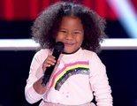 'La Voz Kids': Yolaini se confunde, cambia la letra de la canción y siembra risas en el plató