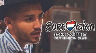 Eurovisión 2020: Sandro representará a Chipre en Rotterdam