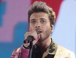 """Blas Cantó avanza detalles de su canción para Eurovisión: """"Es un medio tiempo épico con un registro nuevo"""""""