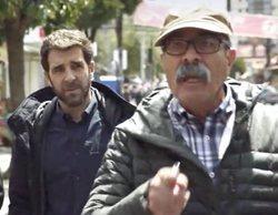 """Gonzo y el equipo de 'Salvados', increpados en Bolivia: """"Váyanse a su país, cabrones de mierda"""""""