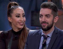 La campeona española de pole dance descoloca a Broncano con sus respuestas sobre sexo y dinero
