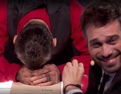 'Got Talent' vive una de sus actuaciones más complicadas con un faquir ensangrentado tras su número