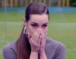 """Adara confiesa sus miedos con Hugo Sierra en 'GH VIP 7': """"A lo mejor me ha dejado y no quiere hablar conmigo"""""""