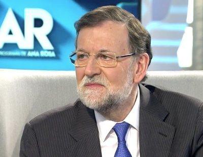"""La """"invitación"""" de Mariano Rajoy a Ana Rosa: """"Podemos hacer un partido político juntos"""""""