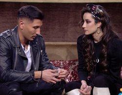 """Gianmarco, hundido tras su encuentro con Adara en 'GH VIP 7': """"Creo que al final a ella no le intereso"""""""