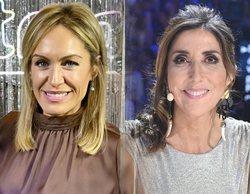Luján Argüelles y Paz Padilla graban dos pilotos de un nuevo concurso de la productora de 'Supervivientes'