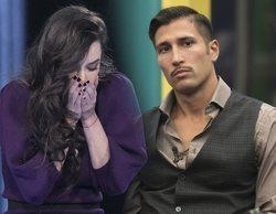 El contundente ataque de Gianmarco a Adara tras besarse con Hugo Sierra en 'GH VIP 7'