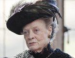 Maggie Smith no disfrutó trabajando en 'Downton Abbey' y