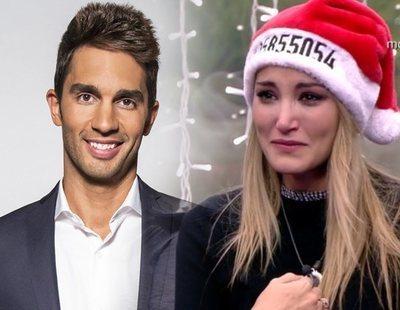 "Alba Carrillo recibe un mensaje de Santi Burgoa en 'GH VIP 7': ""No dudes de mí"""
