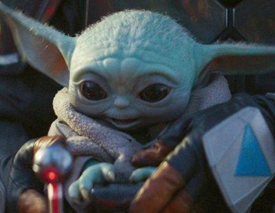 Los mejores memes de Baby Yoda con los ojos de distintas celebrities