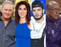 Bertín Osborne celebrará la Nochebuena en Telecinco con Paz Padilla, Omar Montes y Rappel