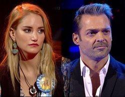 """Alba Carrillo y Hugo Castejón firman la paz en 'GH VIP 7': """"Tengo que analizar lo que he hecho mal"""""""