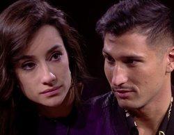 """Gianmarco pasará la noche en 'GH VIP 7' tras reencontrarse con Adara: """"No puedo borrar lo que he visto"""""""