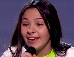 """La pullita de una concursante de 'La Voz Kids' a Melendi: """"Haberte girado conmigo"""""""