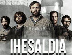 Conoce 'Ihesaldia' ('La Fuga'), la serie de ETB inspirada en una fuga de presos de la cárcel de Basauri