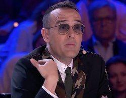 """Zasca de Risto en 'Got Talent' a su propia cadena: """"Lo llamo momento Mediaset, porque os ponéis todas a parir"""""""