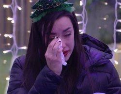 Adara rompe a llorar al ver una foto de Gianmarco poniéndole ojitos a Alba Carrillo en 'GH VIP 7'