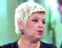 """Terelu Campos, víctima de amenazas: """"Me decía que me iba a esperar a las puertas de Telecinco para violarme"""""""