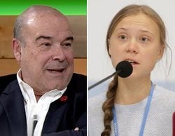 """Antonio Resines se lía al hablar de Greta Thunberg en 'Liarla Pardo': """"A ver, la niña es rara"""""""