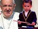 'Got Talent España': El Papa Francisco recibirá a Hugo Molina y su tambor en el Vaticano