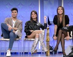 """Violeta contra Kiko y Sofía en 'MyHyV': """"Sois la pareja más carroñera de la televisión"""""""
