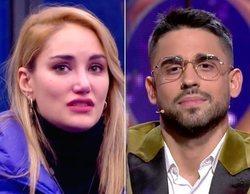 """Alba Carrillo, sobre Miguel Frigenti en 'GH VIP': """"Es un cerdo, un cometripas y un muerto de hambre"""""""