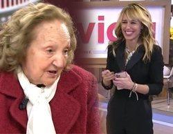 Carmen, la mujer que provocó un ataque de risa a Emma García, vuelve a hacer reír en 'Viva la vida'