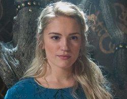 'Vikings' desvela el nuevo papel de Alicia Agneson en la sexta temporada tras el desenlace de Freydis