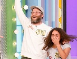 'The Price is Right at Night' con Seth Rogen lidera sin problemas una noche marcada por las reposiciones
