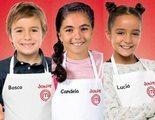 'MasterChef Junior 7': Bosco, Candela y Lucía, segundos expulsados de la edición