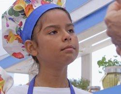 'MasterChef Junior 7': La bronca de Jordi Cruz a Aitana por tirar un conejo a la basura