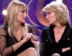 """Alba Carrillo y Mila Ximénez, enfrentadas en el debate final de 'GH VIP 7': """"No me trates de tonta"""""""