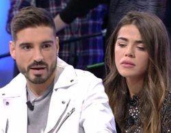 """Violeta y Fabio, enfrentados en 'MYHYV' por los celos del italiano: """"No merezco que me trates así"""""""