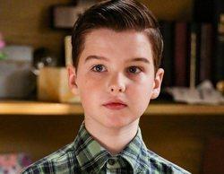 'El joven Sheldon' se convierte en lo más visto en una jornada de bajo consumo