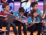 Críticas a '¡Boom!' por contar con solo una niña entre los ocho participantes de su especial infantil