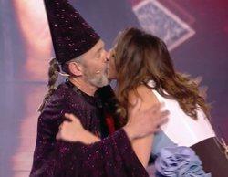 'El gran show de Got Talent': La Chusa se reencuentra con el mago Merlín, con quien ligó en la cuarta edición