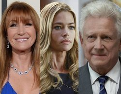 Jane Seymour, Denise Richards y Bruce Davison fichan por 'Resplandor y tinieblas', serie de José Luis Moreno