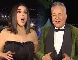 Ruth Lorenzo y Roberto Herrera la lían y se equivocan dos veces en las Campanadas de Canarias en TVE