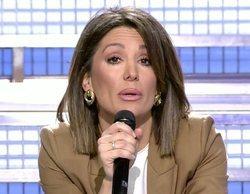 Así ha sido el debut de Nagore como presentadora de 'MYHYV' durante la baja por maternidad de Toñi Moreno