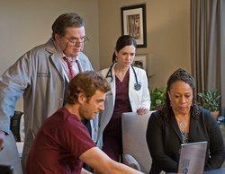 Las reposiciones de las series ambientadas en Chicago hacen que NBC lidere el primer día del año